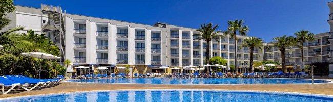 Santa ponsa holiday resort hotels - Casa del mar palma de mallorca ...