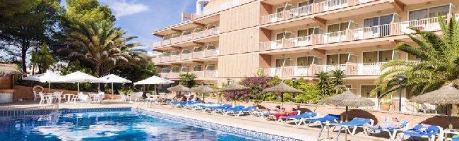 Hotel Delfin Siesta Mar, Santa Ponsa, Majorca