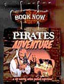 pirates adventure show, magalluf, majorca