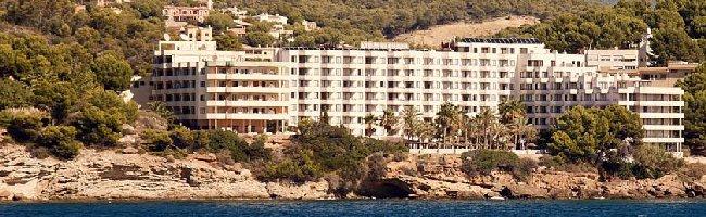 Aparthotel T R H Jardin Del Mar Santa Ponsa Majorca